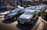Rent-a-Car kompanija u Srbiji nabavila 60 Mercedesa