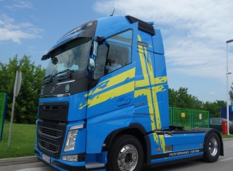 Volvo FH Performance Edition isporučen kupcu u Kraljevu