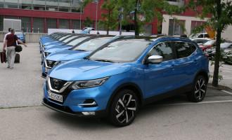 EKSKLUZIVNO: u Beču vozimo novi Nissan Qashqai