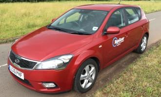 Kia Cee'd iz emisije Top Gear na prodaju – trenutno na 3.420 EUR