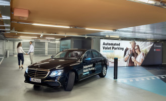 Bosch i Daimler demonstriraju autonomno parkiranje