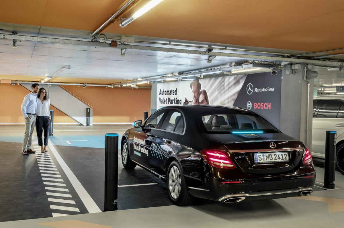 auto magazin srbija bosch mercedes autonomno parkiranje