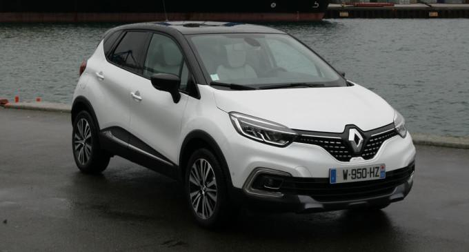 Restilizovani Renault Captur startovao sa prodajom