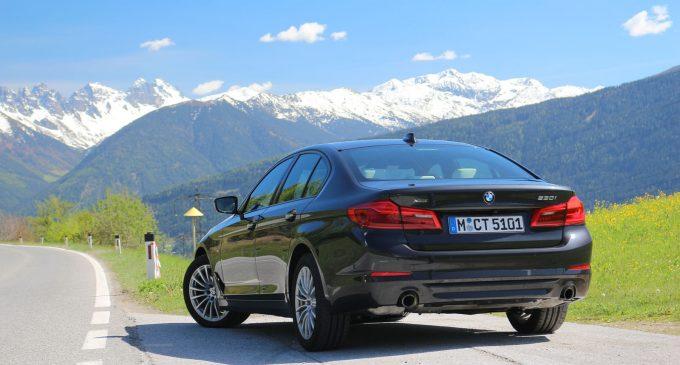 Specijalno opremljen BMW 520d Sport Line dostupan za 49.990 evra