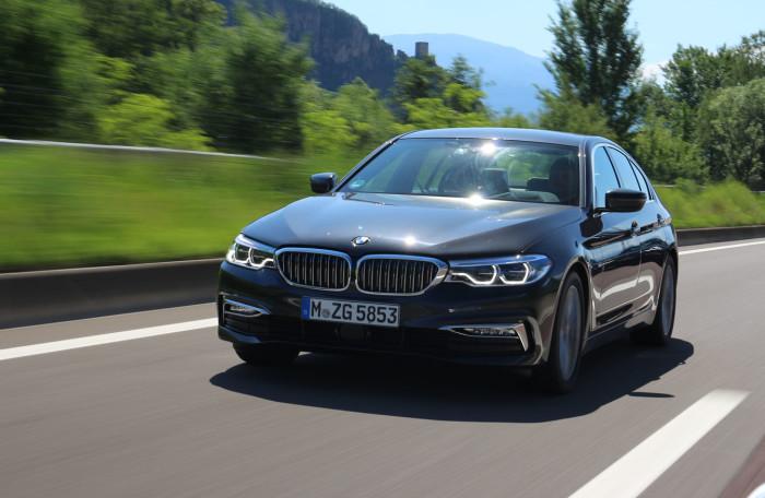 auto magazin srbija test bmw serije 5