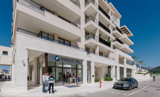 Otvoren BMW Store u Porto Montenegru