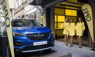 Svetska premijera u Beogradu: Opel Grandland X