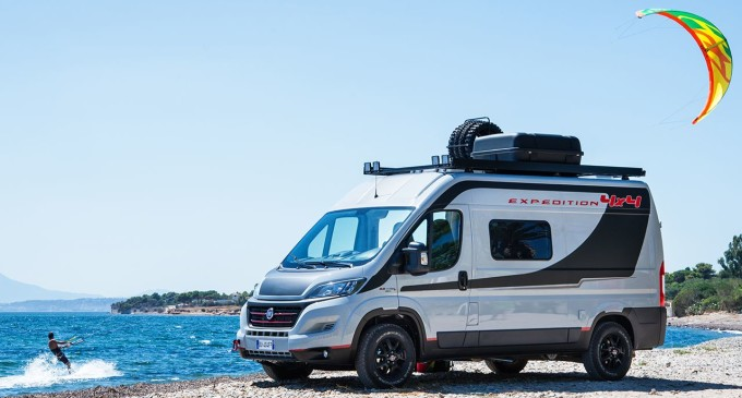 Fiat Ducato 4×4 Expedition za najveće avanturiste