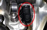Otkrijte uljeza iz fabrike u motoru Mitsubishi Evo VIII MR