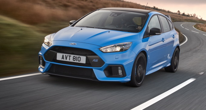 "Ford Focus RS M400 do ""stotke"" stiže za manje od 4 sekunde"