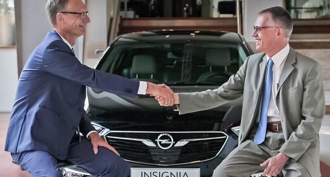 Opel i Vauxhall su od danas deo PSA grupacije