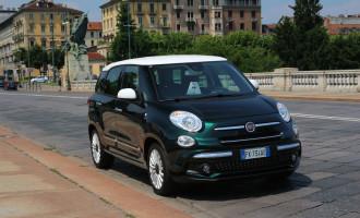 Vozili smo novi Fiat 500L