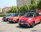 Besplatan izbor boje za Fiat automobile