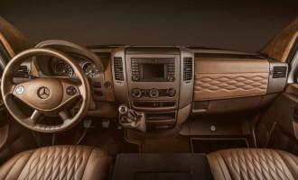 Bolje od prve klase: Mercedes Sprinter Luxury Van Project