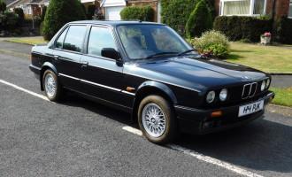 Na prodaju BMW 316i E30 iz 1991. sa 3.613 km