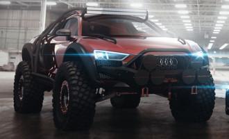 Audi R8 se krije iza Baja Racer koncepta