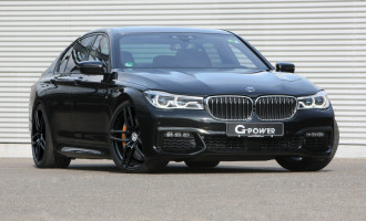 G-Power sredio BMW 750d da bude brz kao M3