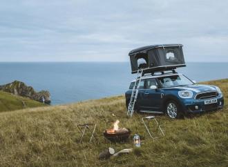 Više od kampovanja: Mini Countryman Camping