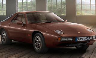 Porsche 928 slavi 40. rođendan