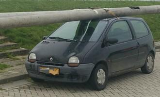 Renault Twingom prevozio suludi teret