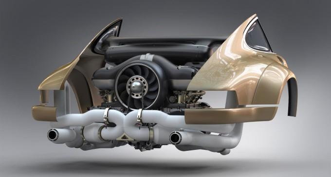 Singer i Williams zajedno razvijaju motor za stari Porsche 911