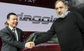FIAT Chrysler automobile kupuju Kinezi?