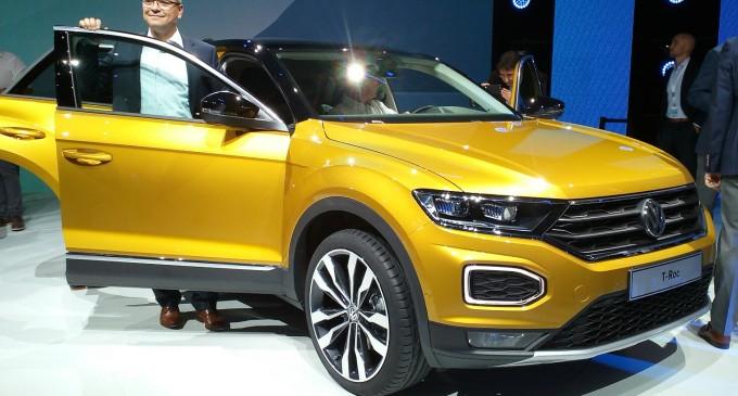 EKSKLUZIVNO: Auto magazin na svetskoj premijeri VW T-ROC