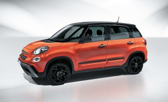 Nova verzija: FIAT 500L City Cross