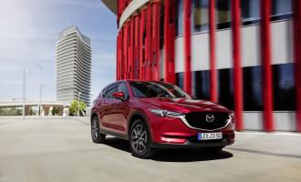 Prva vožnja: nova Mazda CX-5