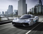 Kralj je stigao: Mercedes AMG Project One sa 1000 KS