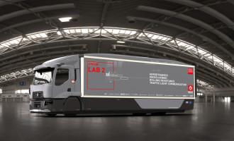 Renault Trucks Urban Lab 2: Laboratorija na točkovima
