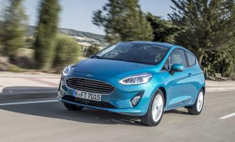 Prva vožnja: nova Ford Fiesta