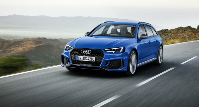 Audi RS4 Avant ima 450 KS i do 100 km/h stiže za 4,1 sekundu