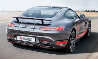 Akrapovič tjunirao auspuh za Mercedes-AMG GT gamu