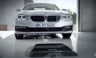 BMW 530e dobija bežični punjač sledeće godine