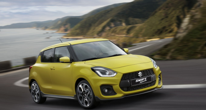 Suzuki Swift Sport dobio 1.4 turbo motor sa 140 KS