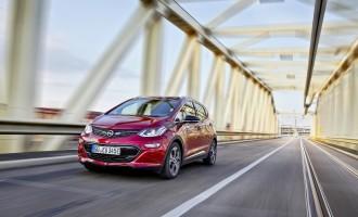 Opel Ampera-e prešla 750 km sa jednim punjenjem