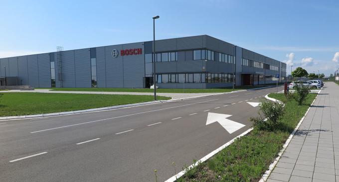 Bosch nastavlja da beleži rast u Srbiji