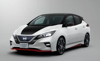 Premijerno predstavljen Nissan Leaf Nismo