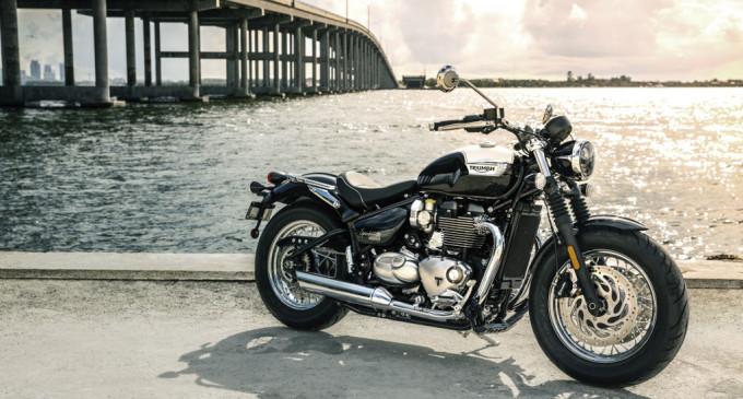 Britanski džentlmen – Novi Triumph Bonneville Speedmaster