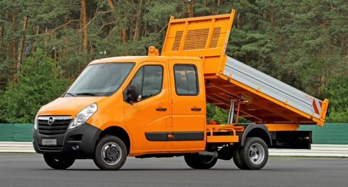 Izvršavanje svih zadataka: Opel Combo, Vivaro i Movano