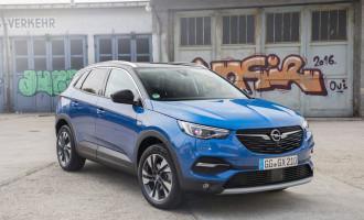 U Frankfurtu vozimo Opel Grandland X