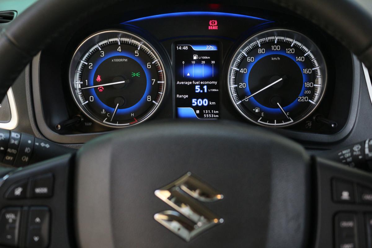 auto magazin srbija test suzuki baleno 1,2