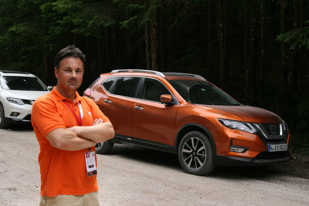 auto magazin srbija novi nissan x trail