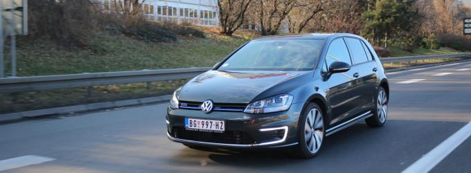 Test: Volkswagen Golf GTE
