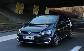 Test: Volkswagen Golf GTE