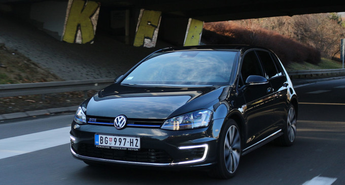 test volkswagen golf gte auto magazin. Black Bedroom Furniture Sets. Home Design Ideas