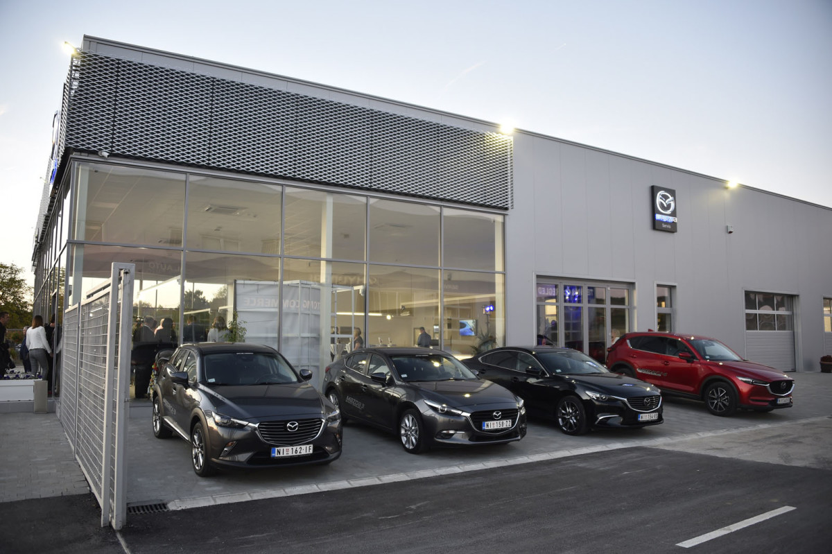 Auto magazin Srbija Mazda Niš Auto M.G. Commerce