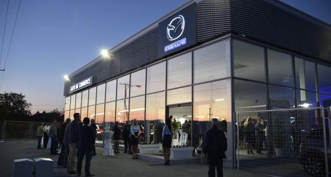 U Nišu otvoren novi prodajno-servisni centar Mazde