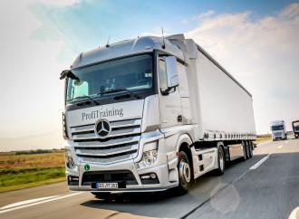 Mercedes organizovao obuku za vozače kamiona
